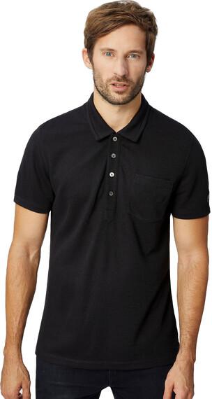 super.natural Comfort Piquet t-shirt zwart